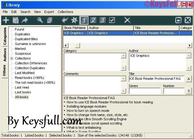 ICE Book Reader Professional 9.5.3 Full Version Crack