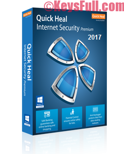 Quick Heal Internet Security 2017 v17 Crack + Key Download