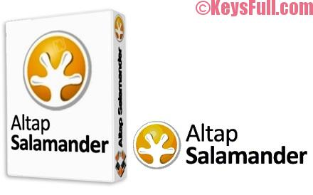 Altap Salamander 3.08 Crack + Key Download