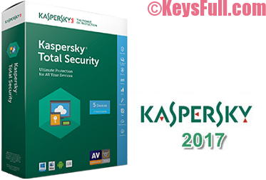 Kaspersky Total Security 2017 Crack Plus License Key