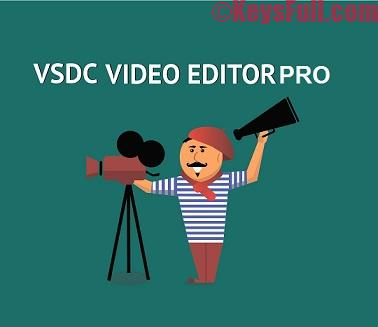 VSDC Video Editor Pro 5.7.3 (Crack + Key)