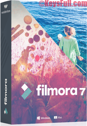Wondershare Filmora 8.0 Full Serial Key 2017