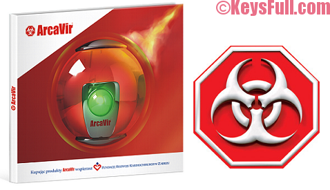 ArcaVir Internet Security 2017 v12.27 Lifetime Crack