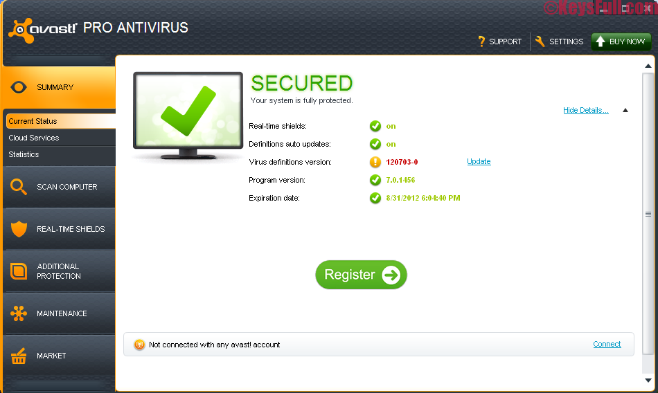 Avast Pro Antivirus 2017 License File Available Here!