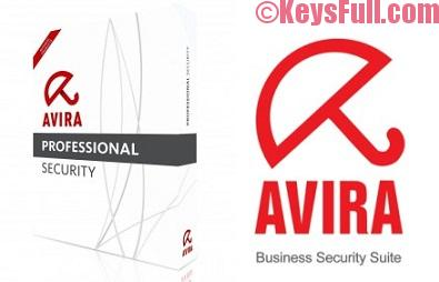 Avira Professional Security 14.0 Serial Key 2017