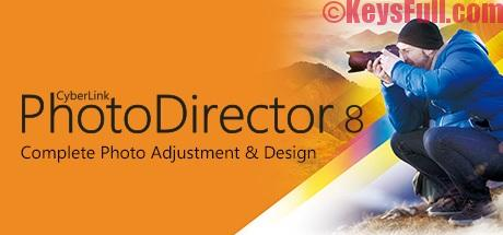 CyberLink PhotoDirector 8.0 Full Version Crack Available!