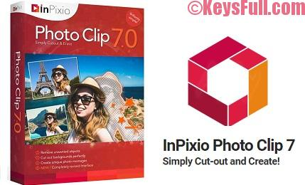 InPixio Photo Clip 7.03 Professional Crack + Key