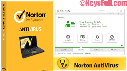 Norton antivirus 2017 crack + serial key full free download.