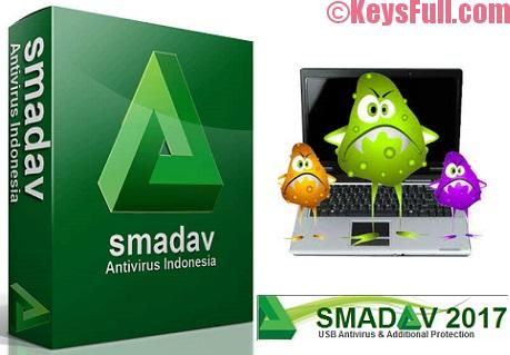 Smadav 2017 v11.2 Serial Key Plus Crack