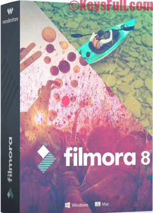 Wondershare Filmora 8 Full Crack + Key is Here!