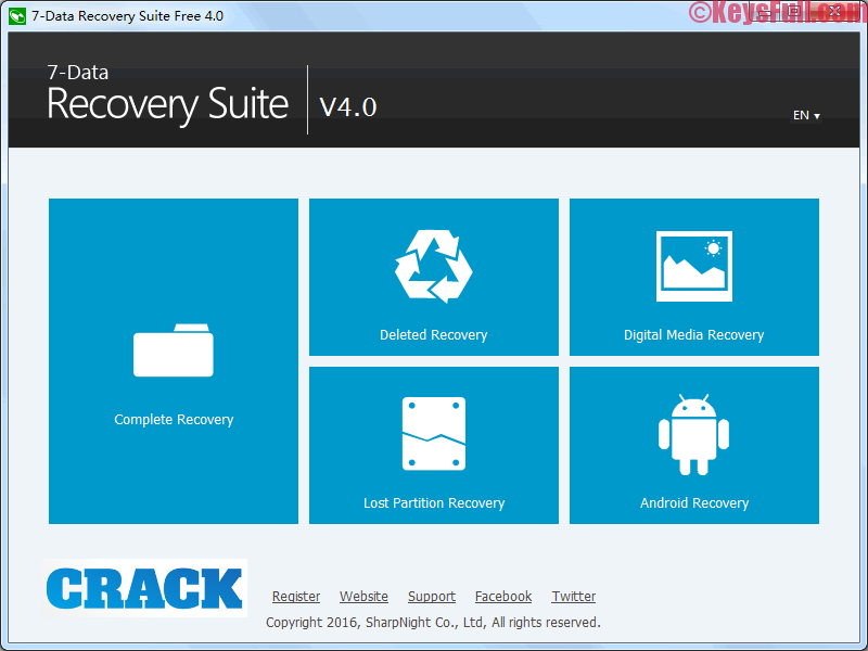 7-Data Recovery Suite Enterprise 4.0 Full Registration Code