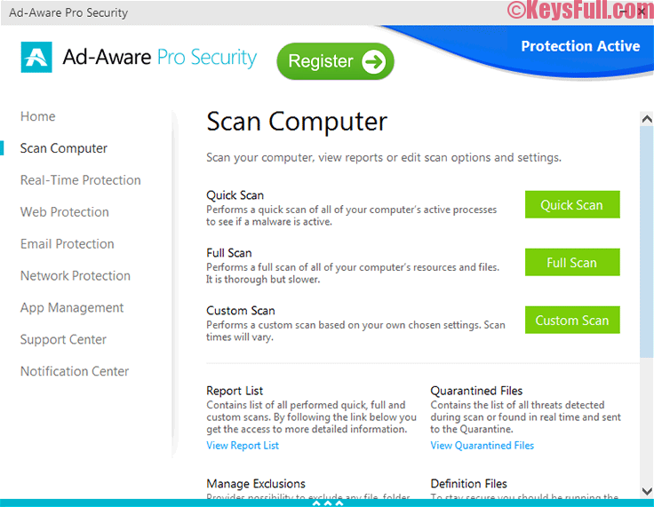 Ad-Aware Pro Security 12.0 Activation Key 2017