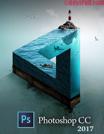 Adobe Photoshop CC 2017 18.0 Full + Crack