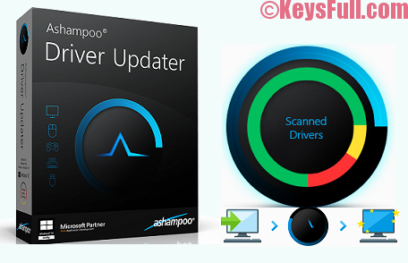 Ashampoo Driver Updater 1.1.0 Crack + Key + Keygen