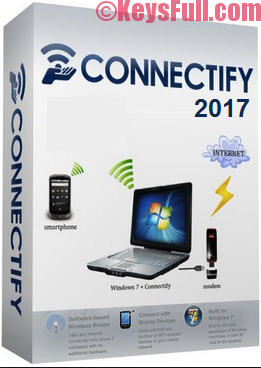 Connectify Hotspot 2017.2.1 Pro License Key is Here!