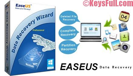 EASEUS Data Recovery Wizard Professional 11.0 Full Serial Key