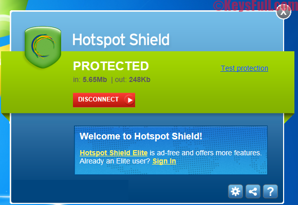 Hotspot Shield 6.4.1 Full Version With Crack