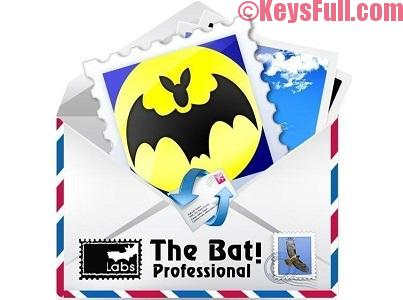 The Bat! Professional Edition 7.4.6 Crack With Serial Key 2017