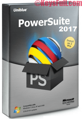 Uniblue PowerSuite 2017 4.5.1.0 Serial Key is Here!