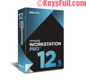 VMware Workstation Pro 12.5.2 License Key 2017