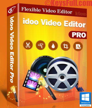 idoo Video Editor Pro 3.6.0 Crack Serial Key 2017