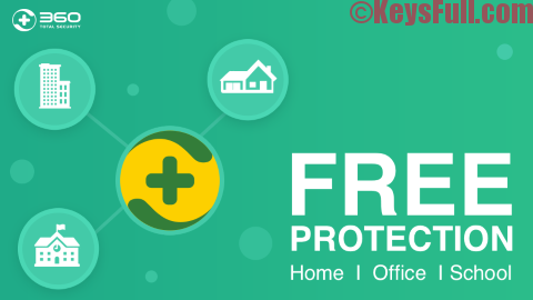 360 Total Security 9.0.0.1157 Crack Free Download
