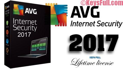 AVG Internet Security 2017 17.2 License Key is Here!