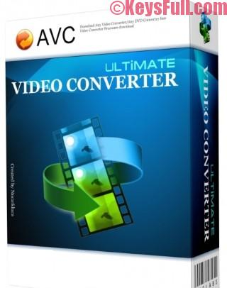 Any Video Converter Ultimate 6.1.0 Crack + Key is Here!