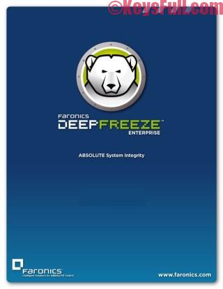 Deep Freeze Server Enterprise 8.38 License Key 2017