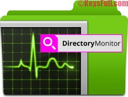 Directory Monitor Pro 2.10 Crack + Keygen Free Download