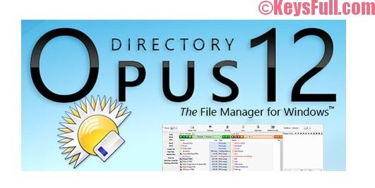 Directory Opus 12.3 Full Crack Free Download Multilingual