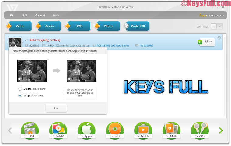 Freemake Video Converter Gold 4.1.9.80 Key is Here!