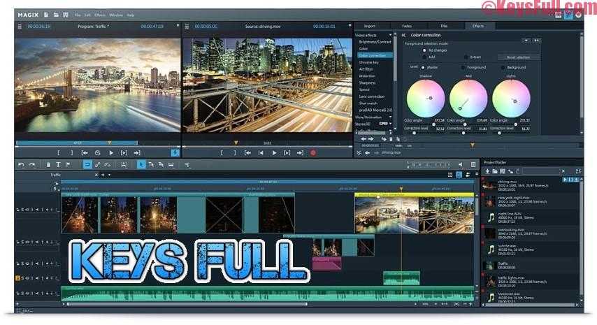 MAGIX Video Pro X 15.0.3 Serial Number 2017 is Here!