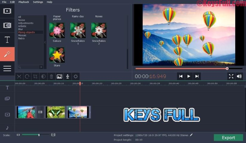 Movavi Video Suite 16.0.2 Crack + Activation Key 2017