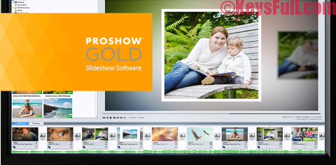 ProShow Gold 8.0.3648 Full Serial Key 2017 Available Here!