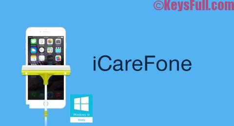 Tenorshare iCareFone 4.2.0.0 Crack + Key Free Download