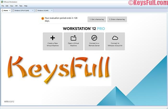 VMware Workstation Pro 12.5.3 Universal Keys is Here!