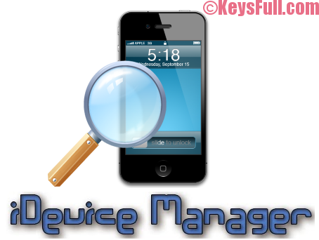 iDevice Manager 6.6.3.0 Pro Full + Crack Free Download