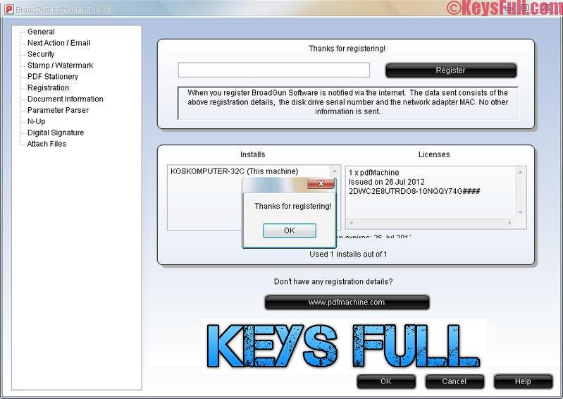 pdfMachine 14.97 Ultimate Crack Full Free Download