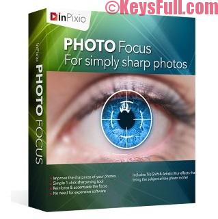 InPixio Photo Focus 3.6 Professional Crack Download Here!
