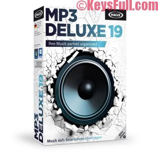 MAGIX MP3 Deluxe 19.0.1.48 Crack + Serial Number