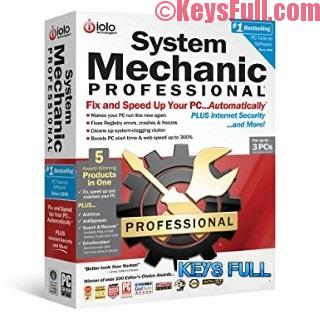 System Mechanic Pro 17.5.0 Crack + Activation Key