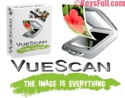 VueScan Pro 9.5.73 Crack + Key + Keygen is Here!