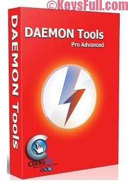 DAEMON Tools Pro 8.2.0 Lifetime Crack Available Here