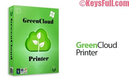 GreenCloud Printer Pro 7.8.2.0 Crack Free Download