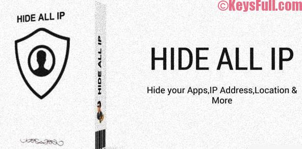 Hide ALL IP 2017.05.22 Crack + Key is Here