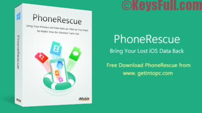 PhoneRescue 3.2.4 Crack + License Key For Win-Mac