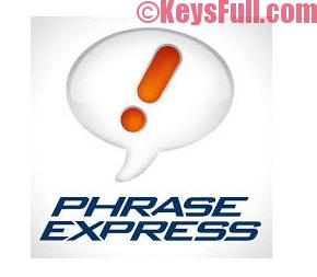 PhraseExpress 12.0.144 Crack + Serial + Keygen