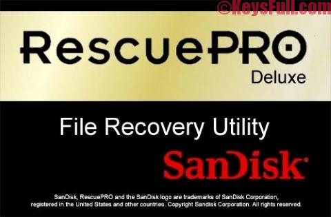 RescuePRO Deluxe 6.0.0.7 Crack + Key + Keygen is Here