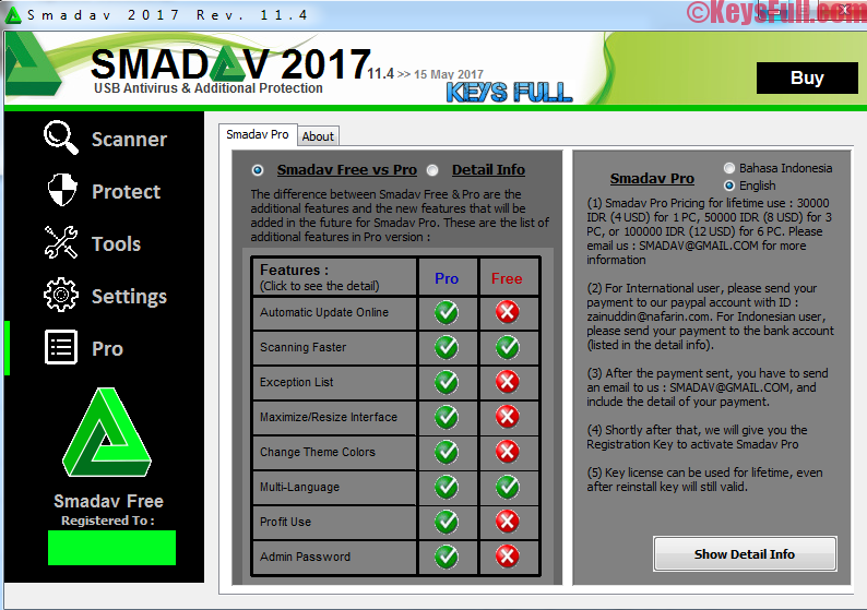 Smadav 2017 Pro 11.4.6 Serial Number is Here